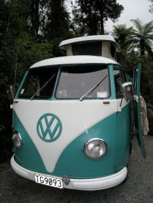 The Minty Van