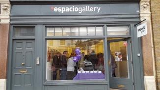 Photo courtesy Espacio Gallery
